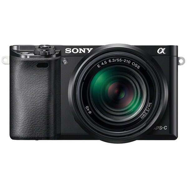 Cистемная фотокамера Sony ILCE6300MB 18-135 KIT.CEC
