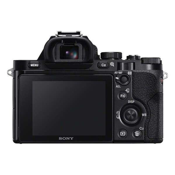 Системная фототехника Sony ILCE-7 Body Black