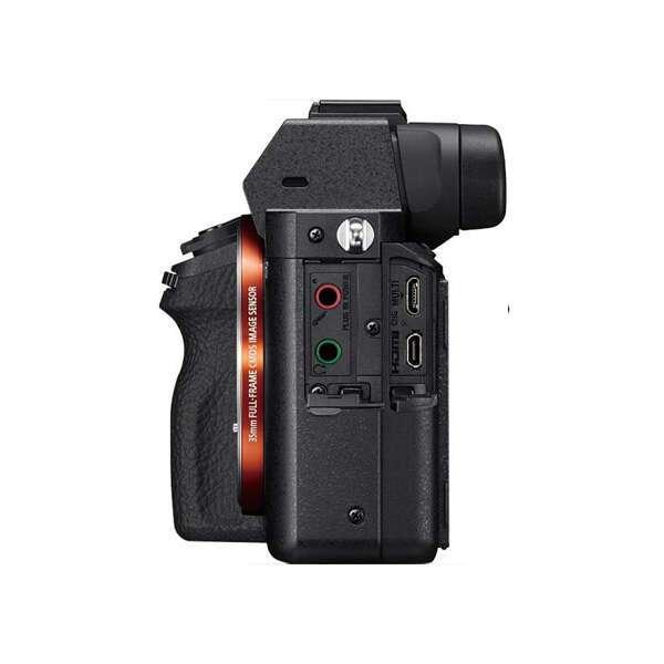 Системная фототехника Sony ILCE-7M2 Body Black