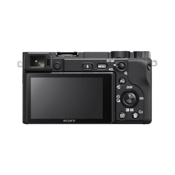 Системная фототехника Sony ILCE-6400 Kit 16-50 Black