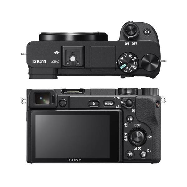 Системная фототехника Sony ILCE-6400 Kit 18-135 Black