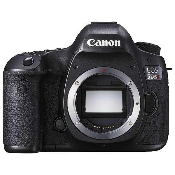 Цифровая зеркальная фотокамера Canon EOS 5DSR body