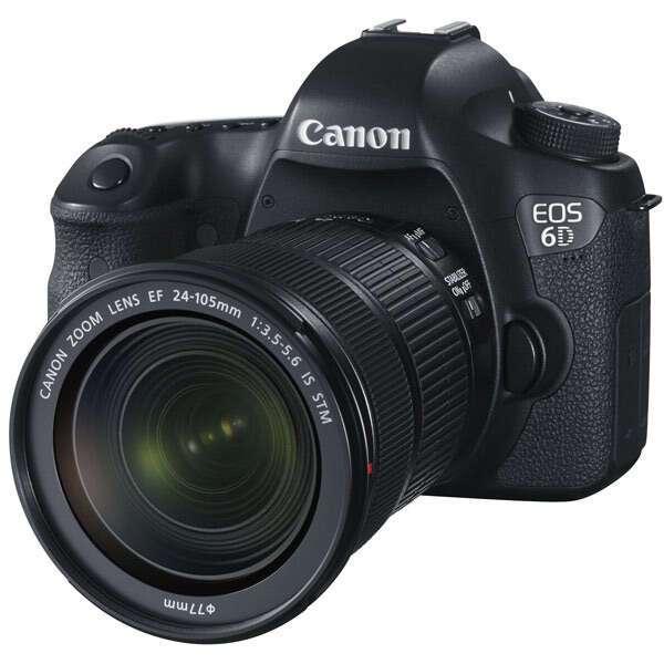 Фотокамера Canon EOS 6D 24-105 IS