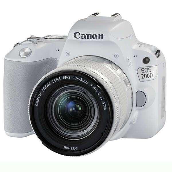 Цифровая зеркальная фотокамера Canon EOS 200D EF-S 18-55 IS STM Kit