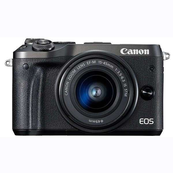 Цифровой фотоаппарат Canon EOS M6 EF-M15-45 IS STM Kit