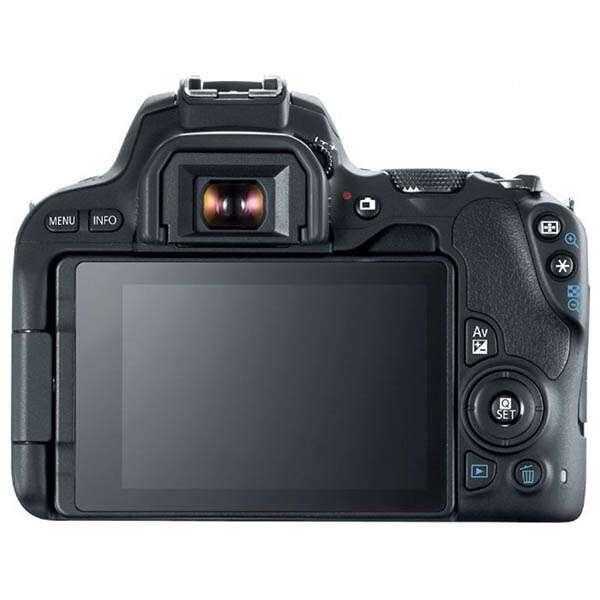 Цифровая зеркальная фотокамера Canon EOS 200D BK 18-55 IS RUK