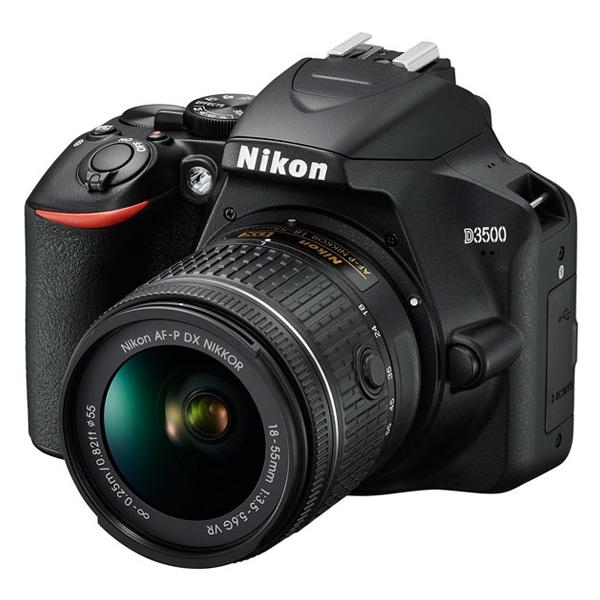 Цифровая зеркальная фотокамера Nikon D3500 + 18-140 VR Kit
