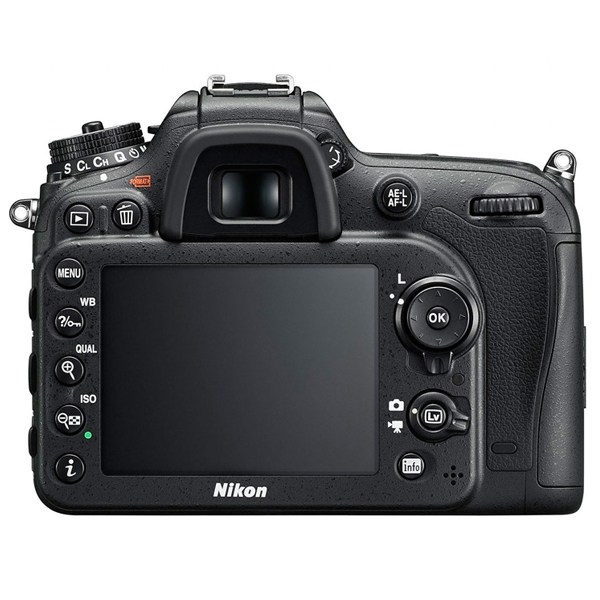 Цифровая зеркальная фотокамера Nikon D7200 (DX)