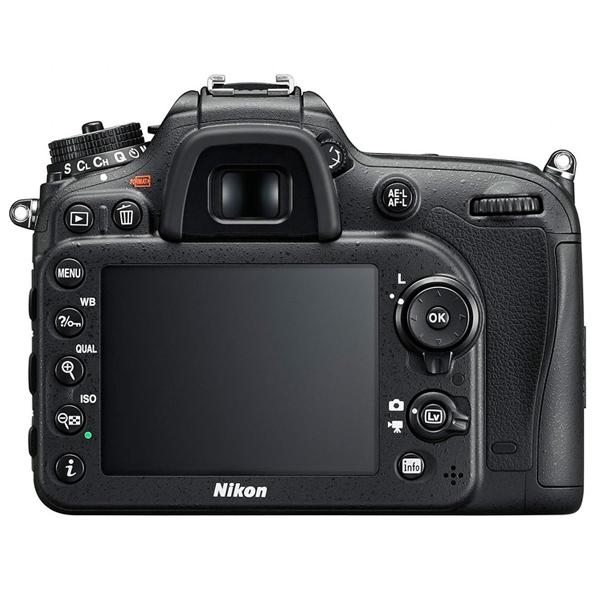 Цифровая зеркальная фотокамера Nikon D7200 (DX) + 18-105 VR (DX)