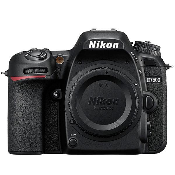 Цифровая зеркальная фотокамера Nikon D7500 Body