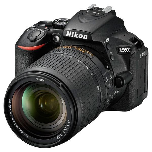 Цифровая зеркальная фотокамера Nikon D5600 18-140 VR
