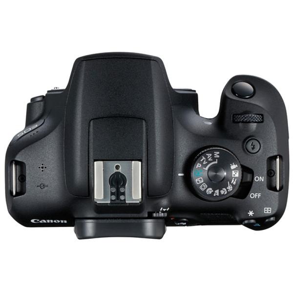 Цифровая зеркальная фотокамера Canon EOS 2000D EF-S 18-55 DC