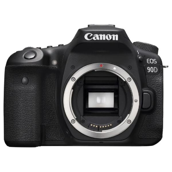 Зеркальная фотокамера Canon EOS 90D Body
