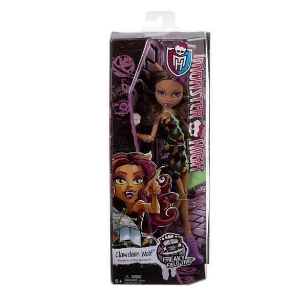 """Кукла Monster High """"Страшная экскурсия"""" CFC74"""
