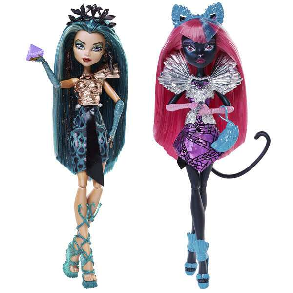 "Кукла Monster High ""Boo York"" CJF30"