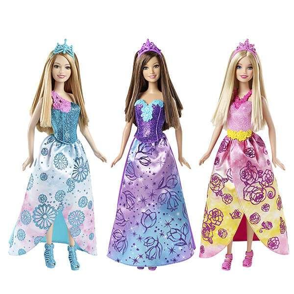 """Кукла Барби """"Сказочные принцессы"""" CFF24"""