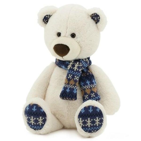 Мягкая игрушка Orange Медведь Снежок 30 см
