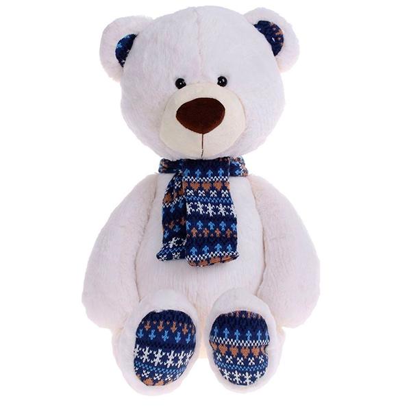Мягкая игрушка Orange Медведь Снежок 50см