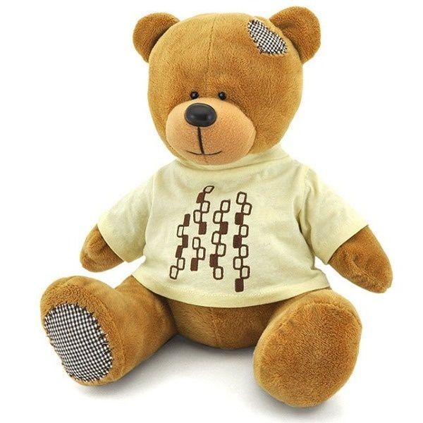 Мягкая игрушка Orange Медведь Топтыжкин 20см коричневый