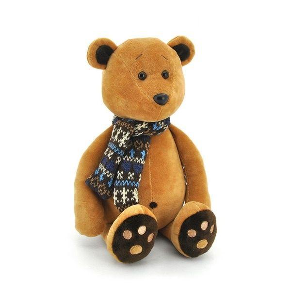 Мягкая игрушка Orange Медвежонок Медок в шарфике 30 (6/60)