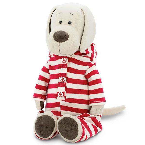 Мягкая игрушка Orange Собачка Лапуська забавная пижама 25см