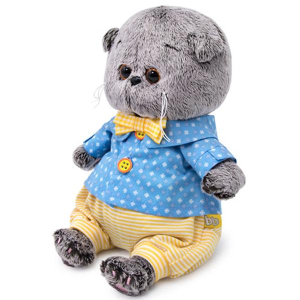 Мягкая игрушка Basik Басик Baby в рубашке и шортиках