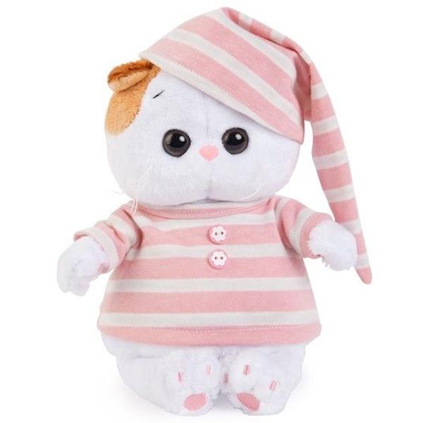Мягкая игрушка Budi Basa Ли-Ли Baby в полосатой пижамке