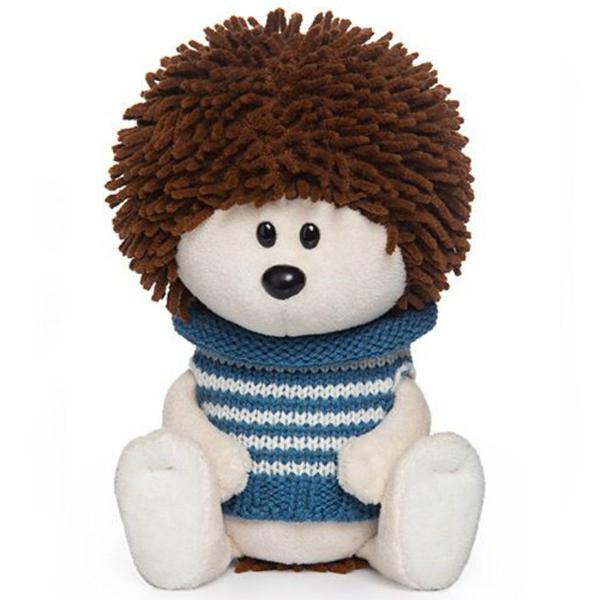 Мягкая игрушка Budi Basa Ёжик Игоша в свитере 15см