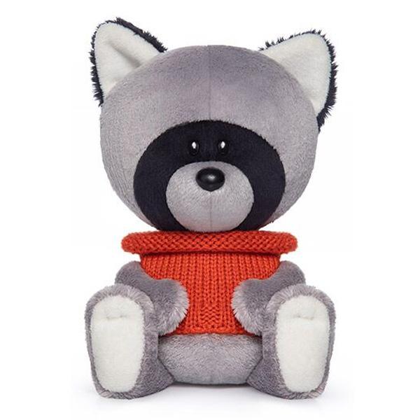 Мягкая игрушка Budi Basa Енот Лёка в свитере 15см