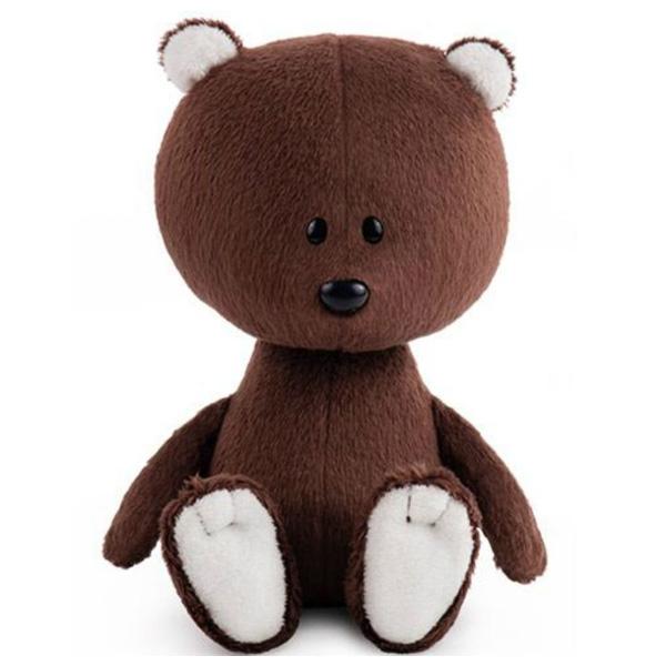 Мягкая игрушка Budi Basa Медведь Федот 15см