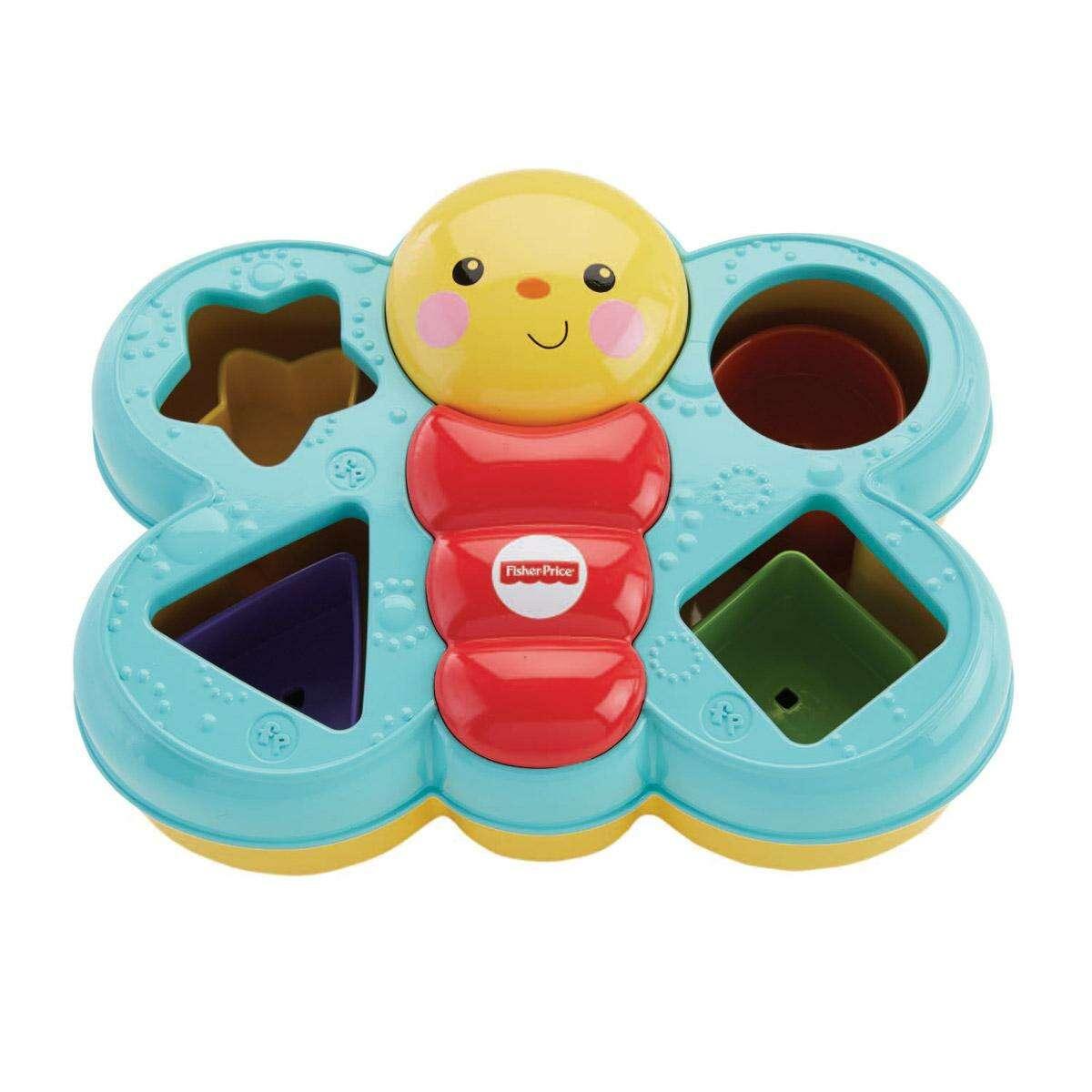 """Игрушка для малышей Fisher-Price Сортер """"Бабочка"""" CDC22"""