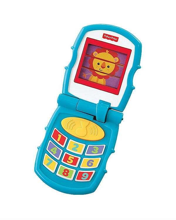 Игрушка для малышей Fisher-Price Музыкальный телефон Y6979