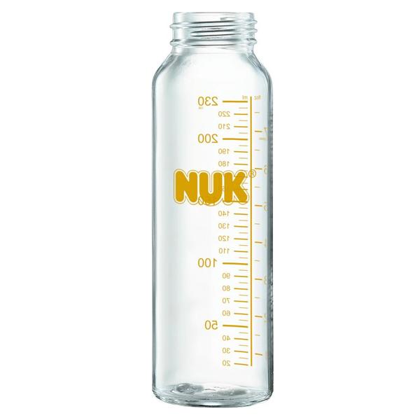Бутылка NUK 230 мл Klinik PP