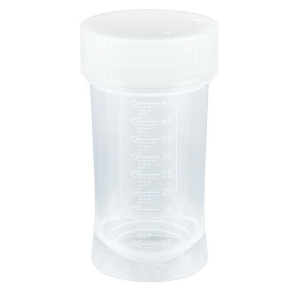 Бутылка Nuk для маловесных, одноразовая PP, 45 мл