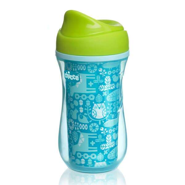 Поильник Chicco Active Cup 14м+ гол.