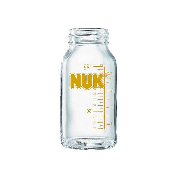 Бутылка стекло Nuk 125 мл Clinik