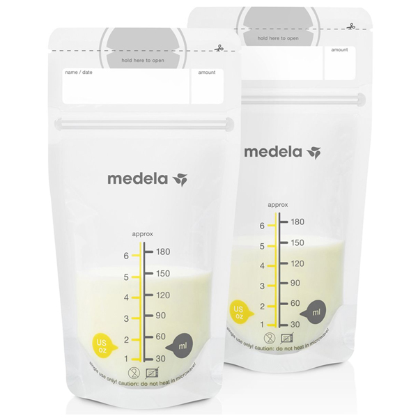 Пакеты для сбора и хранения молока Medela 25 штук