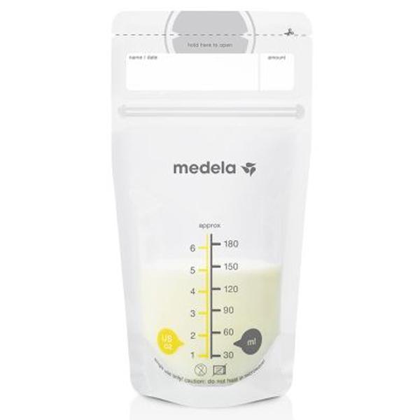 Пакеты для сбора и хранения молока Medela 50 штук