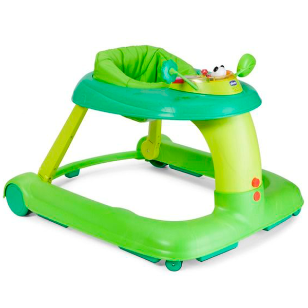 Ходунки Chicco 123 Baby Walker Light Green