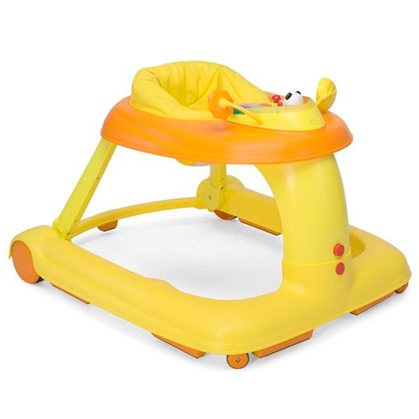 Ходунки Chicco 123 Baby Walker Orange