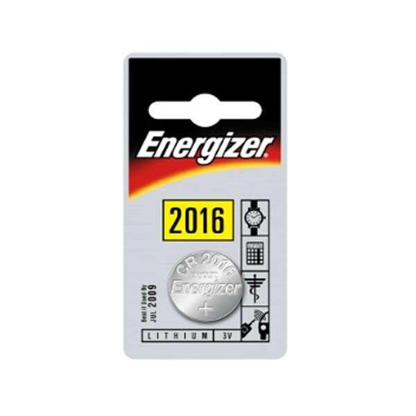 Батарейка Energizer Lithium CR2016 FSB1