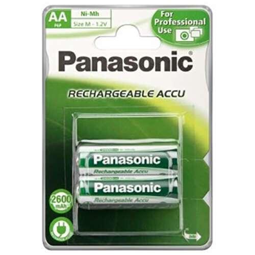 Аккумулятор Panasonic  P-6/2BC2450 тип АА