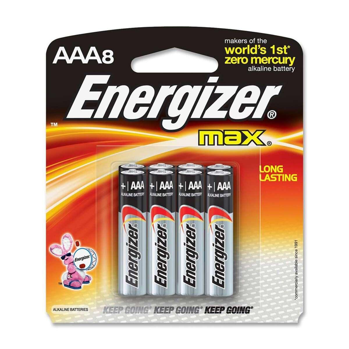 Батарейка Energizer LR03 3+1АAA Energizer MAX