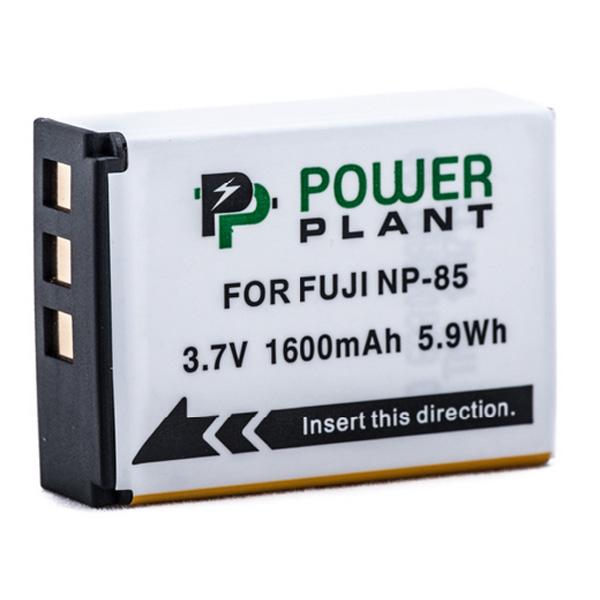 Аккумулятор PowerPlant Fuji NP-85 1600mAh DV00DV1315