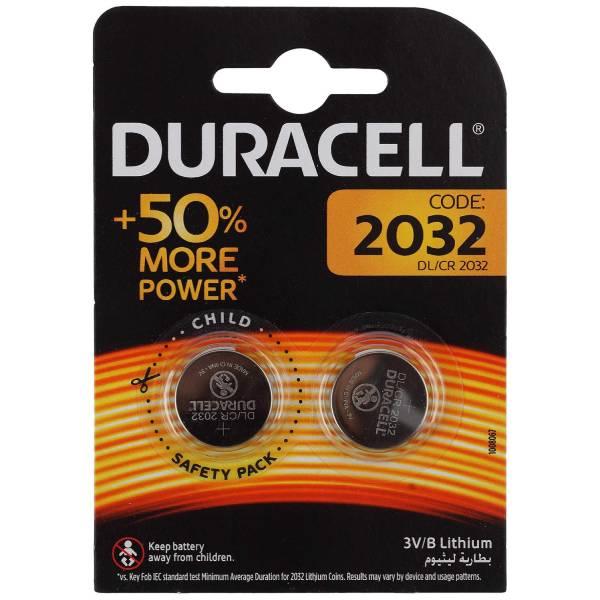 Батарейки Duracell LI 2032 2BL