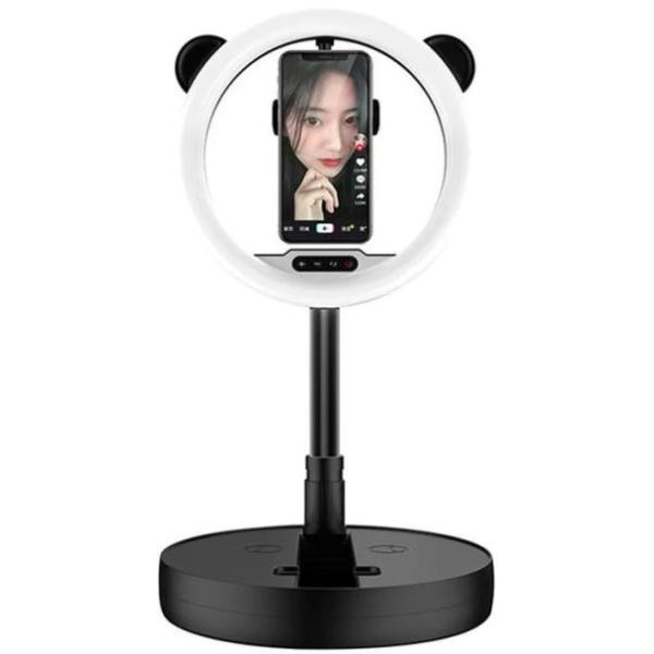 Кольцевая лампа Mai Appearance G2 чёрная