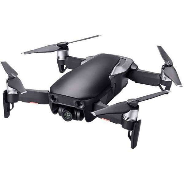 Дрон DJI  Mavic AIR Onyx Fly More Combo (Black)
