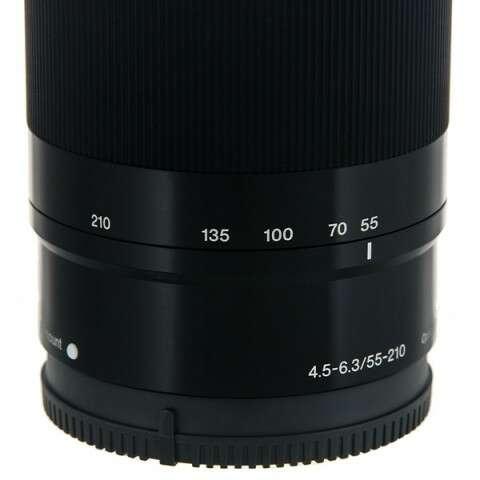 Фото-объектив Sony SEL55210B.AE