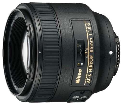 Фото-объектив Nikon AF-S NIKKOR 85mm f/1.8G