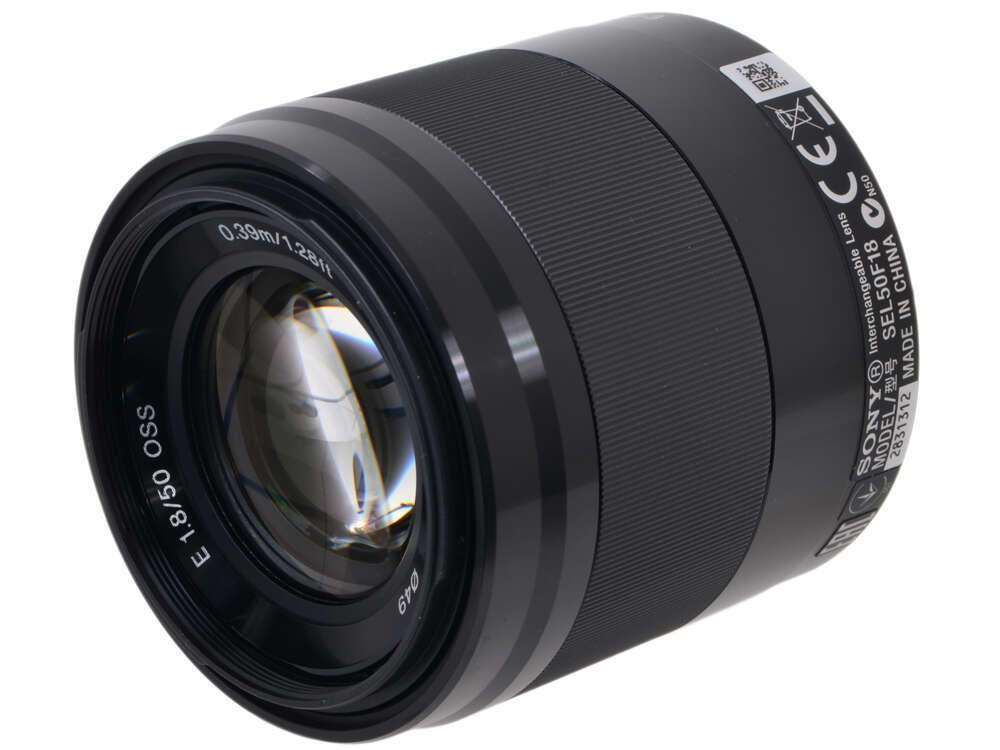 Фото-объектив Sony SEL50F18B.AE